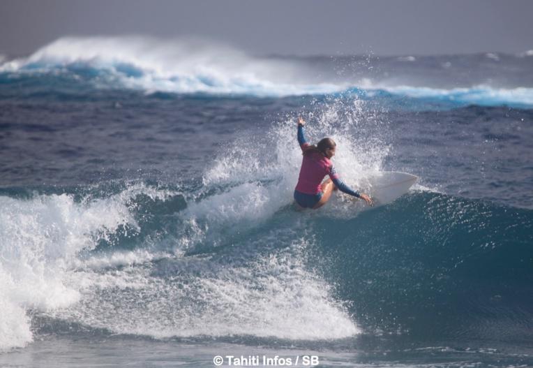 Emilie Tuaillon nous vient de la Réunion