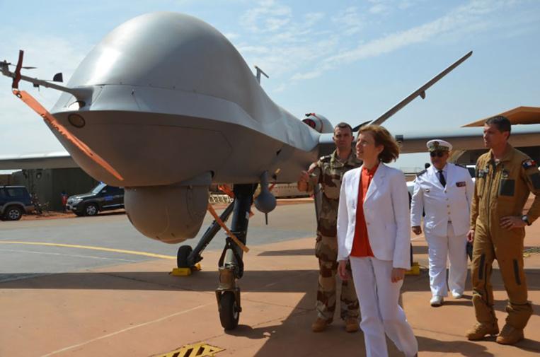 La France va se doter de drones armés