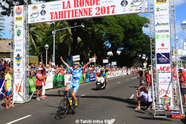 La ronde tahitienne ce soir sur France 3 — Cyclisme