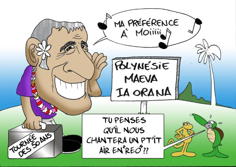 """"""" Julien Clerc """" vu par Munoz"""