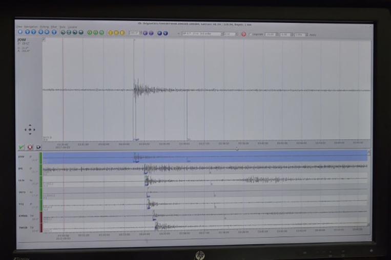 La puissance de l'essai nucléaire nord-coréen encore révisée en hausse