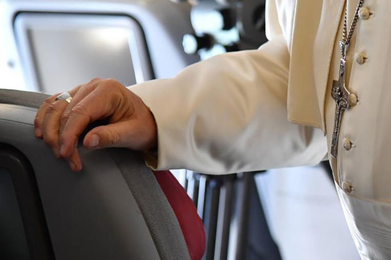 Le pape en voyage vers une Colombie à la paix encore fragile