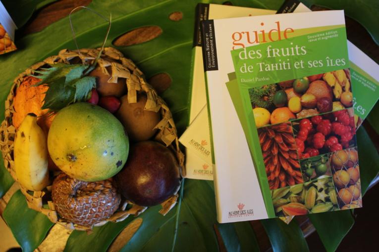 Guide des fruits : une 2ème et nouvelle édition