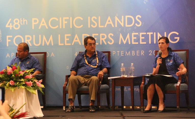48e Forum des îles du Pacifique : richesses océaniques et risques sécuritaires