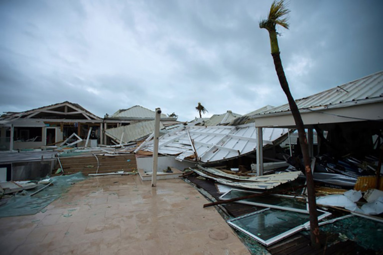 Irma : les secours s'organisent pour atteindre les îles dévastées