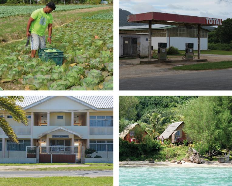 Tuhaa Pae immobilisé : la situation aux Australes est catastrophique