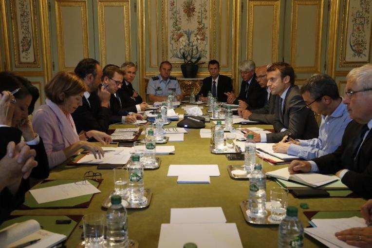 Saint-Martin et Saint-Barthélemy: Macron convoque une réunion à l'Elysée