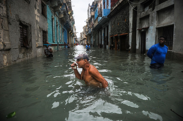 Cuba : au moins 10 morts après le passage de l'ouragan Irma