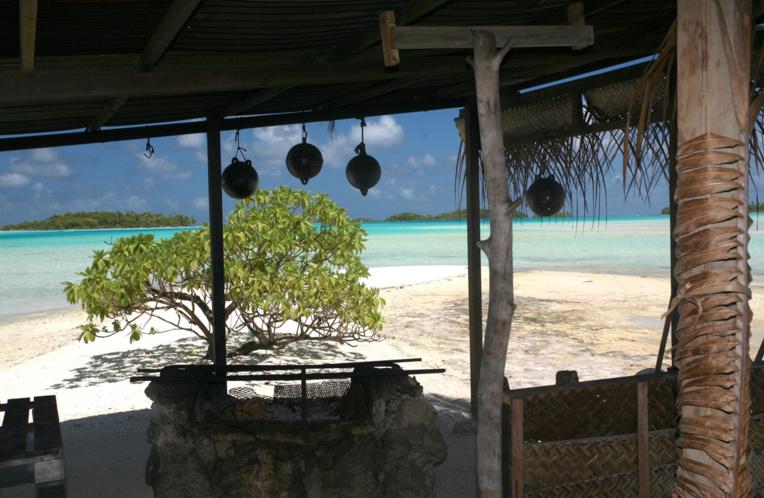 L'heure de la sieste a sonné ; à l'ombre d'un cocotier ou dans la cabane, vous avez le choix.