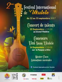 Page enfant : 'ukulele, petit instrument, grand voyageur