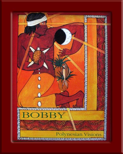 """Le public pourra découvrir des ouvrages anciens et rares, comme """"Visions polynésiennes"""" de Bobby Holcomb."""