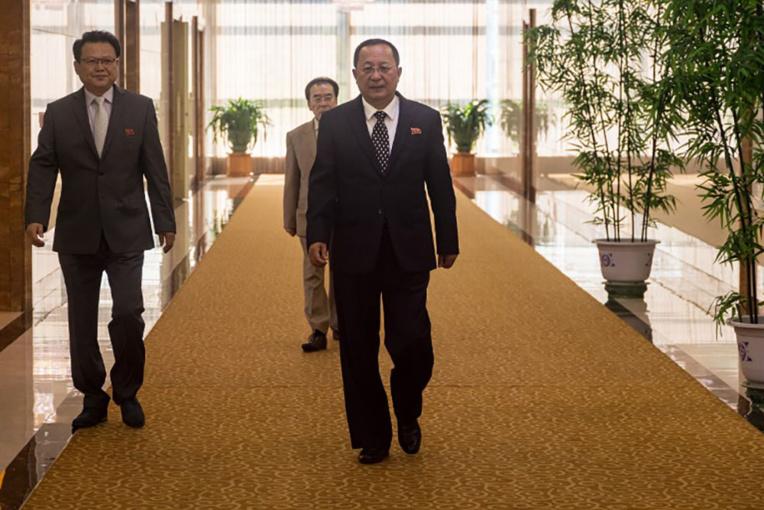 La Corée du Nord frappée par une nouvelle série de sanctions