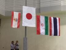 Trois médailles pour Jean Cuneo aux Jeux d'Asie vétéran d'escrime