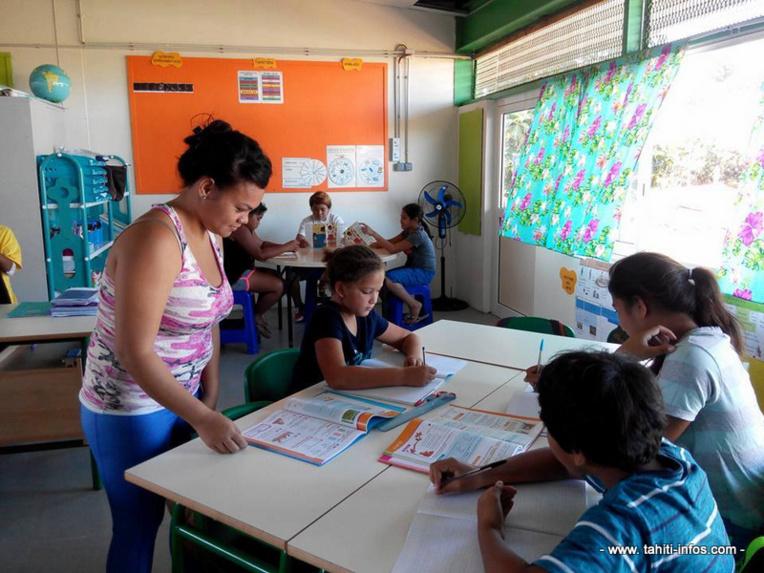 24 élèves et deux enseignants : les CP nouvelle formule