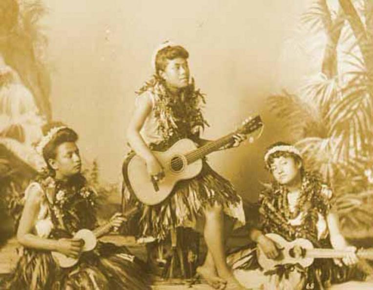 Kalakaua, roi de Hawaii et du… ukulele