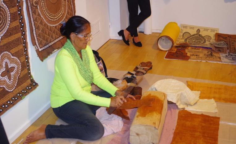La Polynésie française mis à l'honneur au festival Parcours des mondes