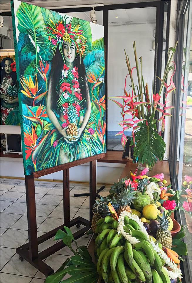 """""""Return to Paradise"""" : Tania Wursig célèbre le mode de vie polynésien"""