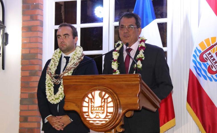 Transition écologique : l'exemple de la Polynésie présenté au secrétaire d'Etat