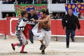 Feria de Nîmes: onze sympathisants anti-corrida interpellées