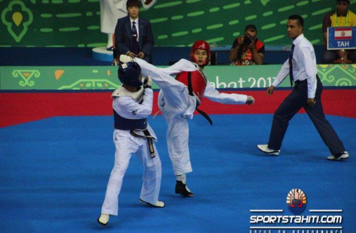Jeux d'Asie 2017 – Arts martiaux : Combats difficiles pour nos Tahitiens