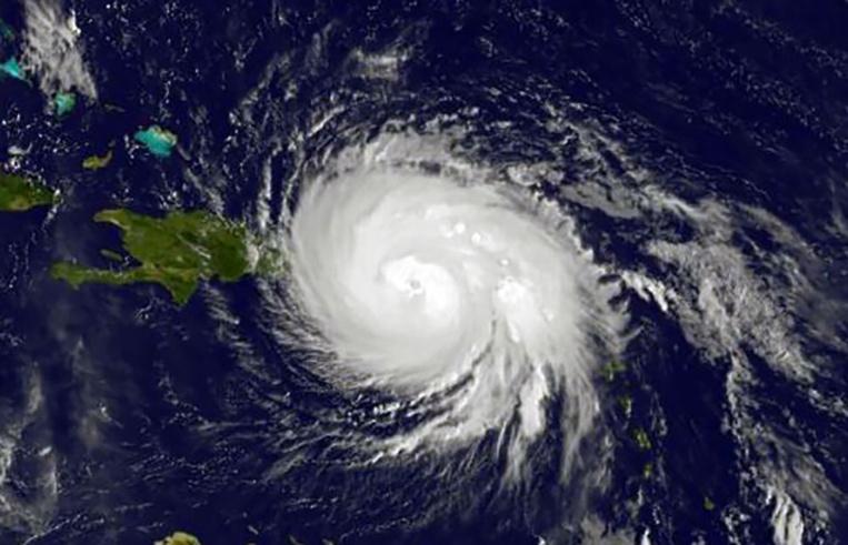 L'ouragan Maria déferle sur Porto Rico