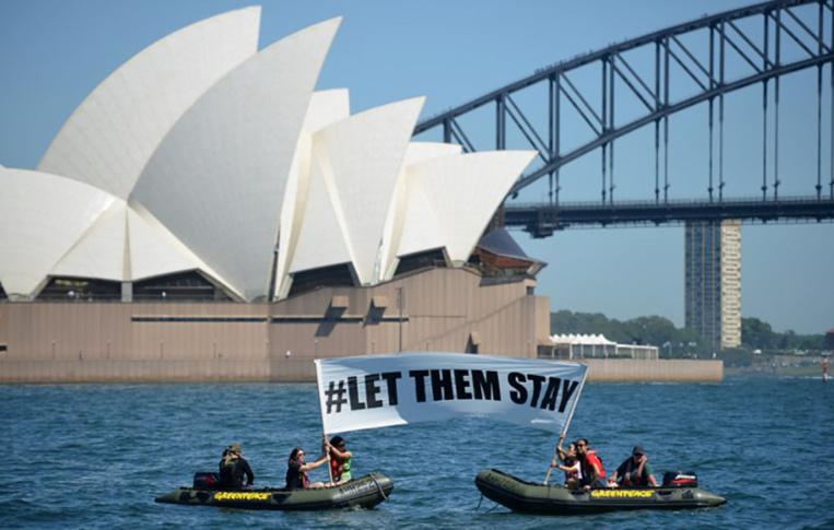 Australie: un premier groupe de réfugiés partira bientôt aux Etats-Unis