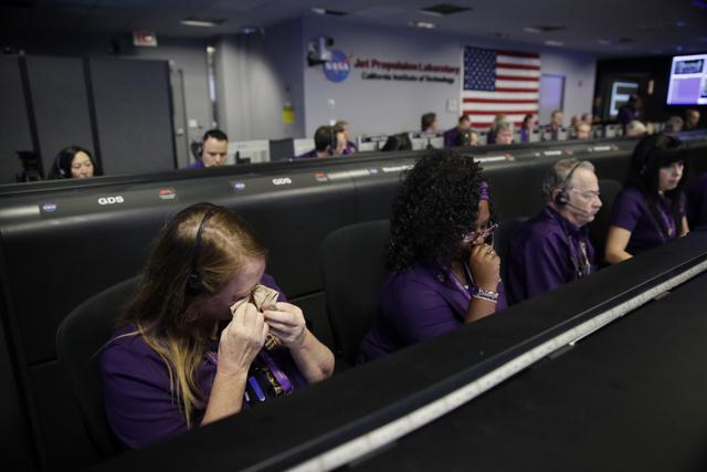 Page enfant : Cassini, c'est fini !