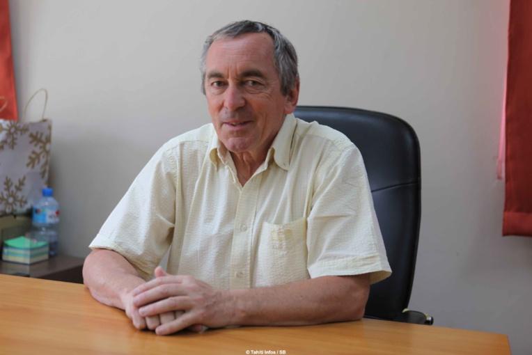 Claude Azéma, président de la FIPJP