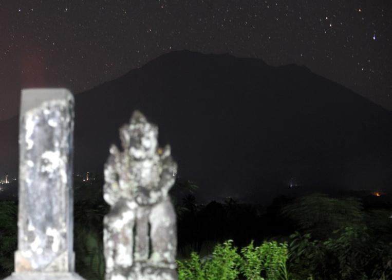 Risque d'éruption à Bali: l'Indonésie décrète l'état d'alerte maximale