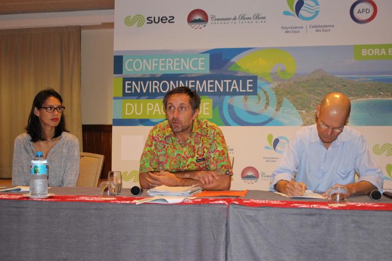 Bora Bora va accueillir la 1ère conférence environnementale du Pacifique
