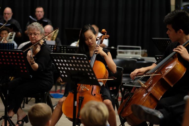 Concert de la Paix : la solidarité au service des arts