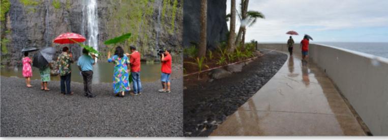 Ces deux sites touristiques peuvent désormais accueillir le public en toute sécurité.