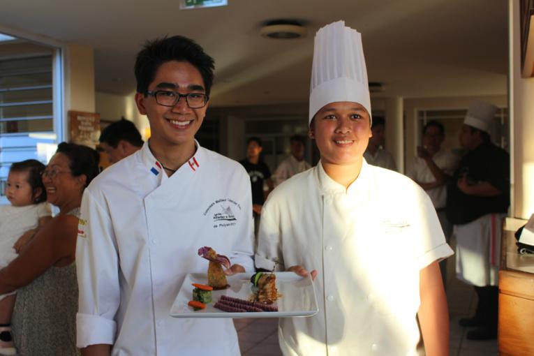 Concours de cuisine : Une médaille d'argent pour la Polynésie