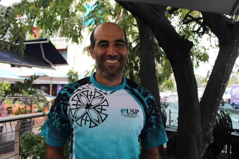 David Lecchini, directeur d'étude EPHE, directeur adjoint à l'institut des récifs coralliens du Pacifique, organise la 10ème édition de l'Indo-Pacific Fish Conférence.