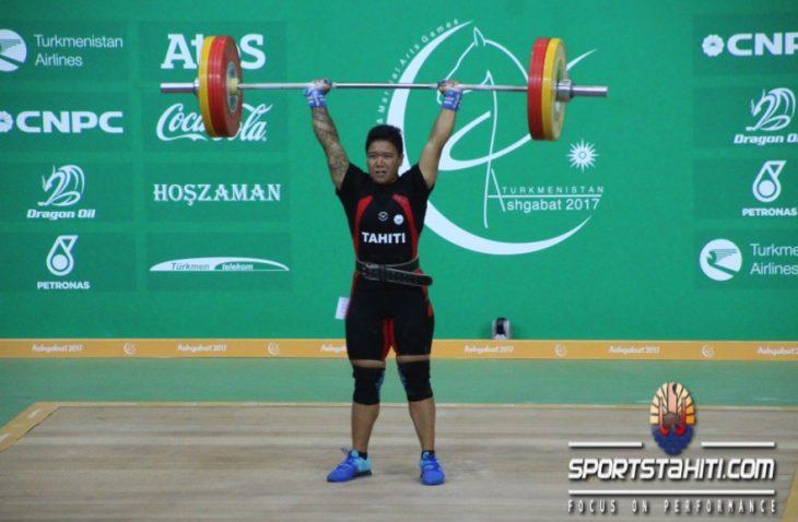 Mahe Tchang, 7e aux Jeux d'Asie