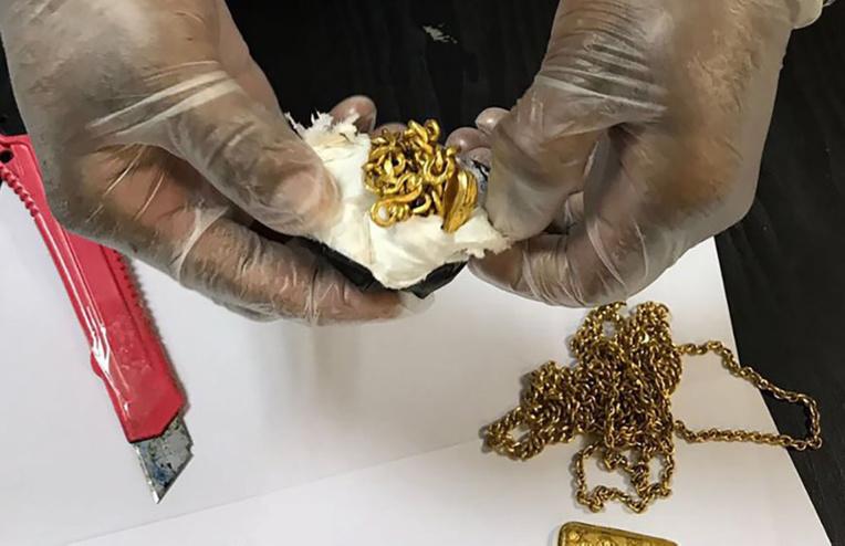 Sri Lanka: le passager avait un kilo d'or dans le rectum
