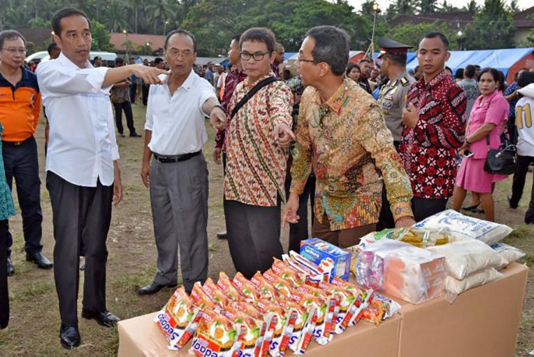 Un volcan gronde à Bali: aide d'urgence pour 75.000 habitants évacués