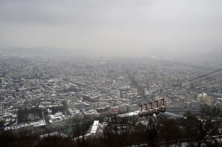 Haute-Savoie: trois ministres au chevet d'une vallée excédée par sa pollution