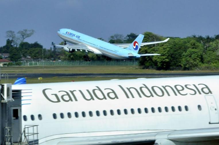 Volcan à Bali: plan pour dérouter des avions en cas d'éruption