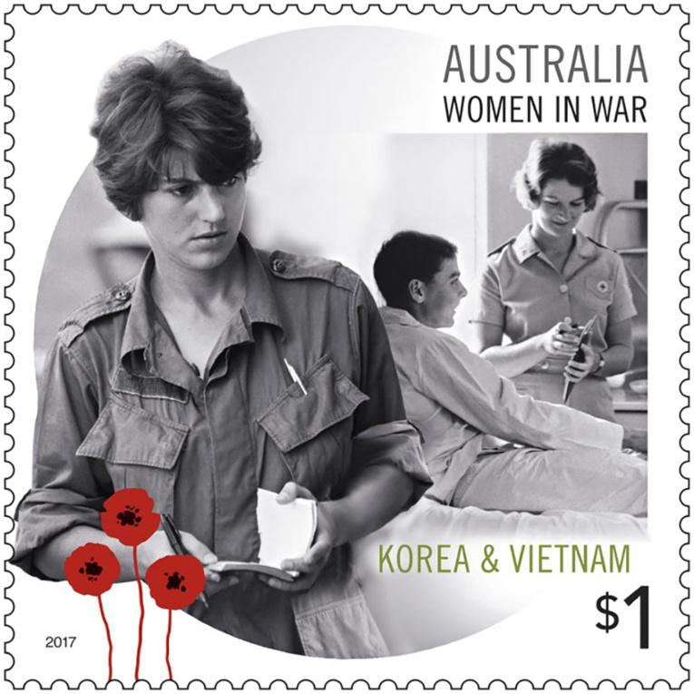 Une journaliste de l'AFP honorée par un timbre en Australie