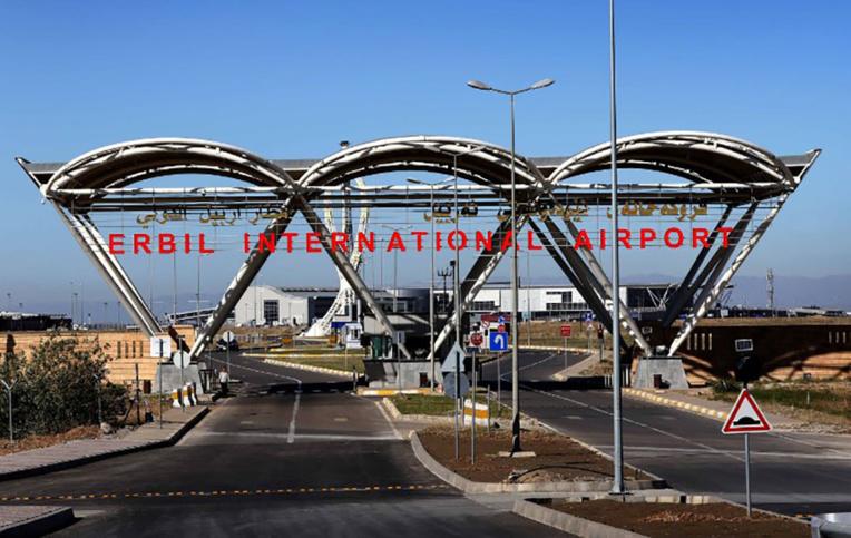Bagdad ferme le trafic aérien international avec le Kurdistan