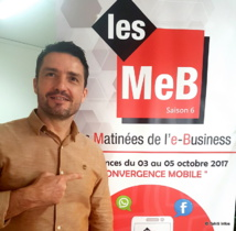 Guillaume Proia organise les MeB depuis 2009