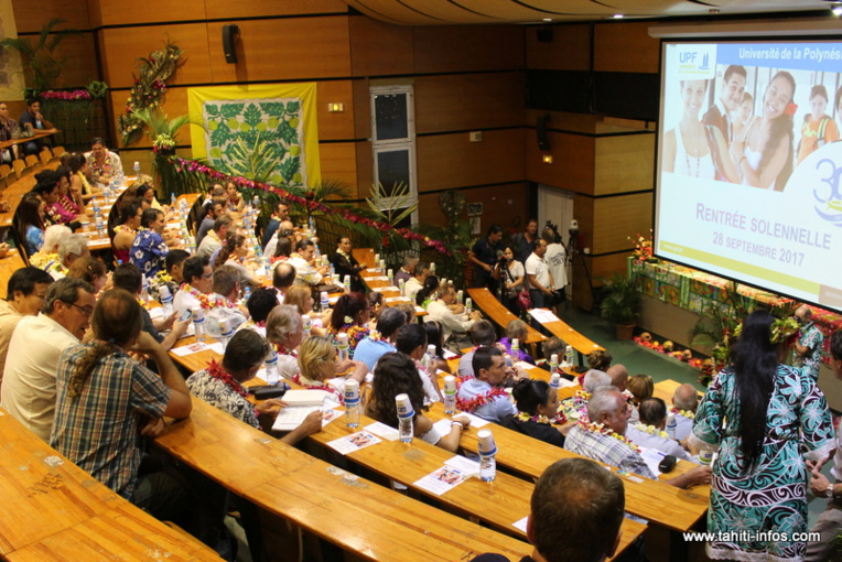 L'Université fête ses 30 ans en Polynésie française