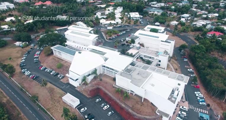 Un clip pour découvrir l'Université de Polynésie d'hier et d'aujourd'hui