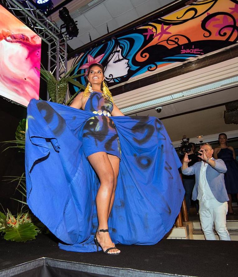 Ono'u proposera en première partie de soirée un défilé de haute couture.