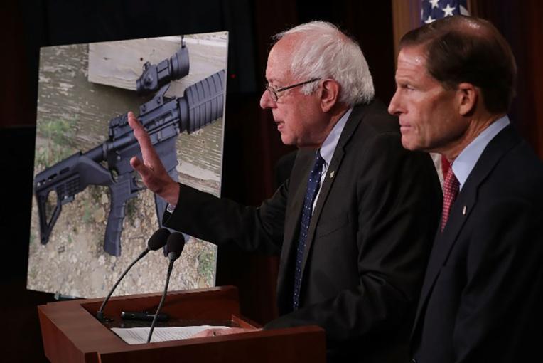 Espoir de petite avancée dans le débat sur les armes aux Etats-Unis