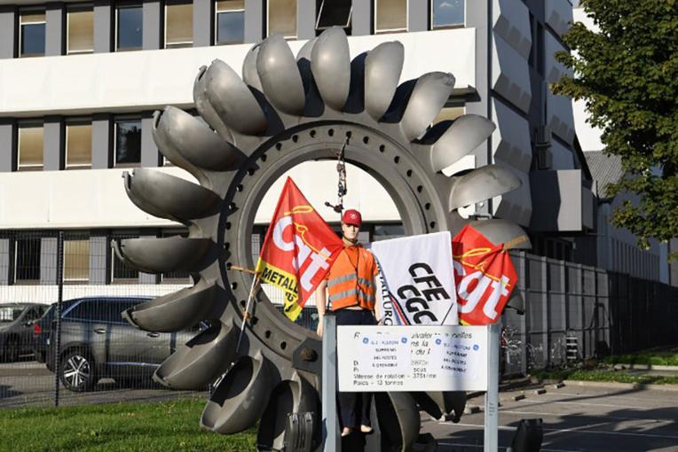 L'affaire Alstom tourne au bras de fer juridique