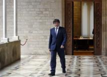 Catalogne: pression maximale sur le dirigeant séparatiste avant un discours crucial