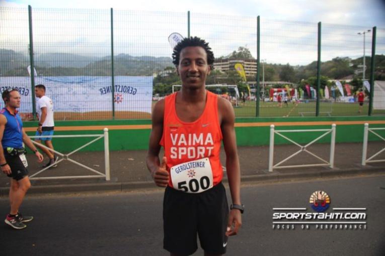 Samuel Aragaw remporte le 15 km