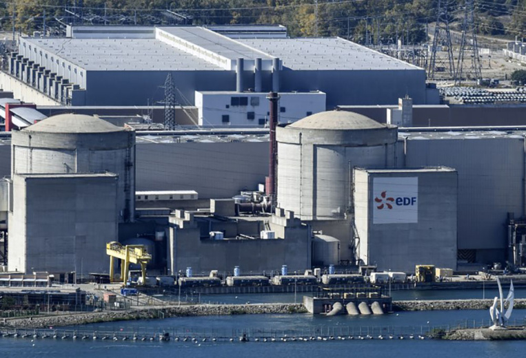 Mise en garde sur la sécurité des centrales nucléaires